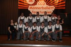 SCS Männerballet 2016